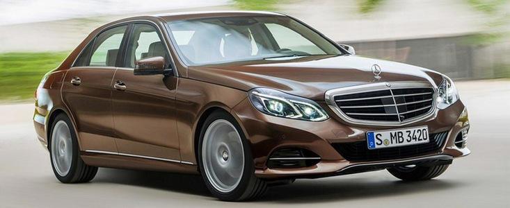 Mercedes E-Class Facelift - Primele imagini oficiale!