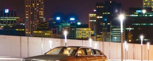 Mercedes E-Class Limousine - E-ul cu sapte locuri