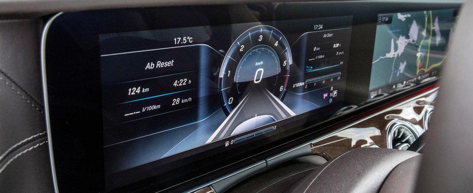 Mercedes E-Class primeste imbunatatiri. Va putea intelege 450 de comenzi vocale in 22 de limbi