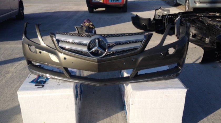Mercedes E coupe W207 bara fata AMG sau normala + aripa dreapta