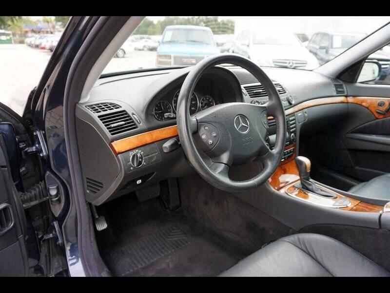 Mercedes E500 de vanzare