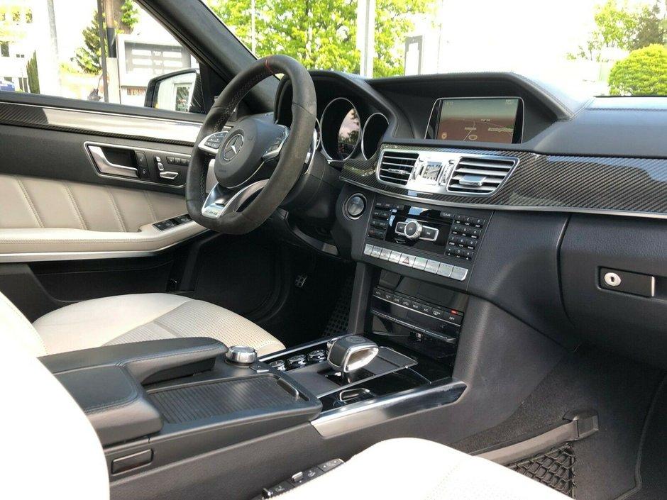Mercedes E63 AMG de 850 CP