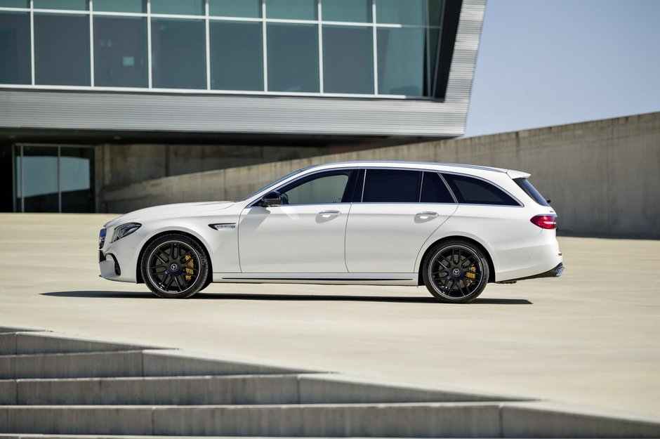 Mercedes E63 AMG Estate