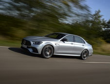 Mercedes E63 AMG Facelift - Galerie Foto