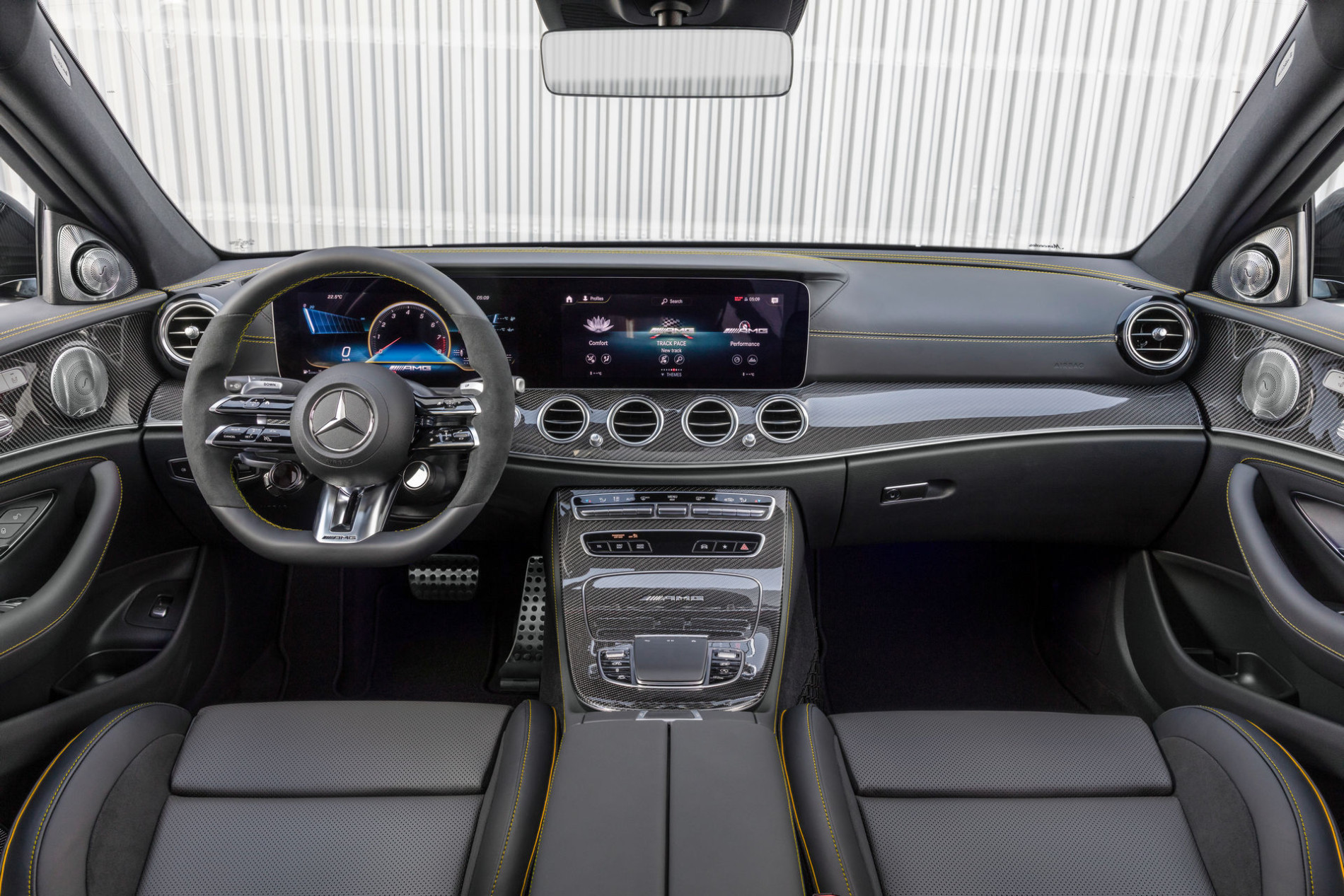 Mercedes E63 AMG Facelift - Mercedes E63 AMG Facelift
