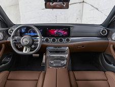Mercedes E63 AMG Facelift
