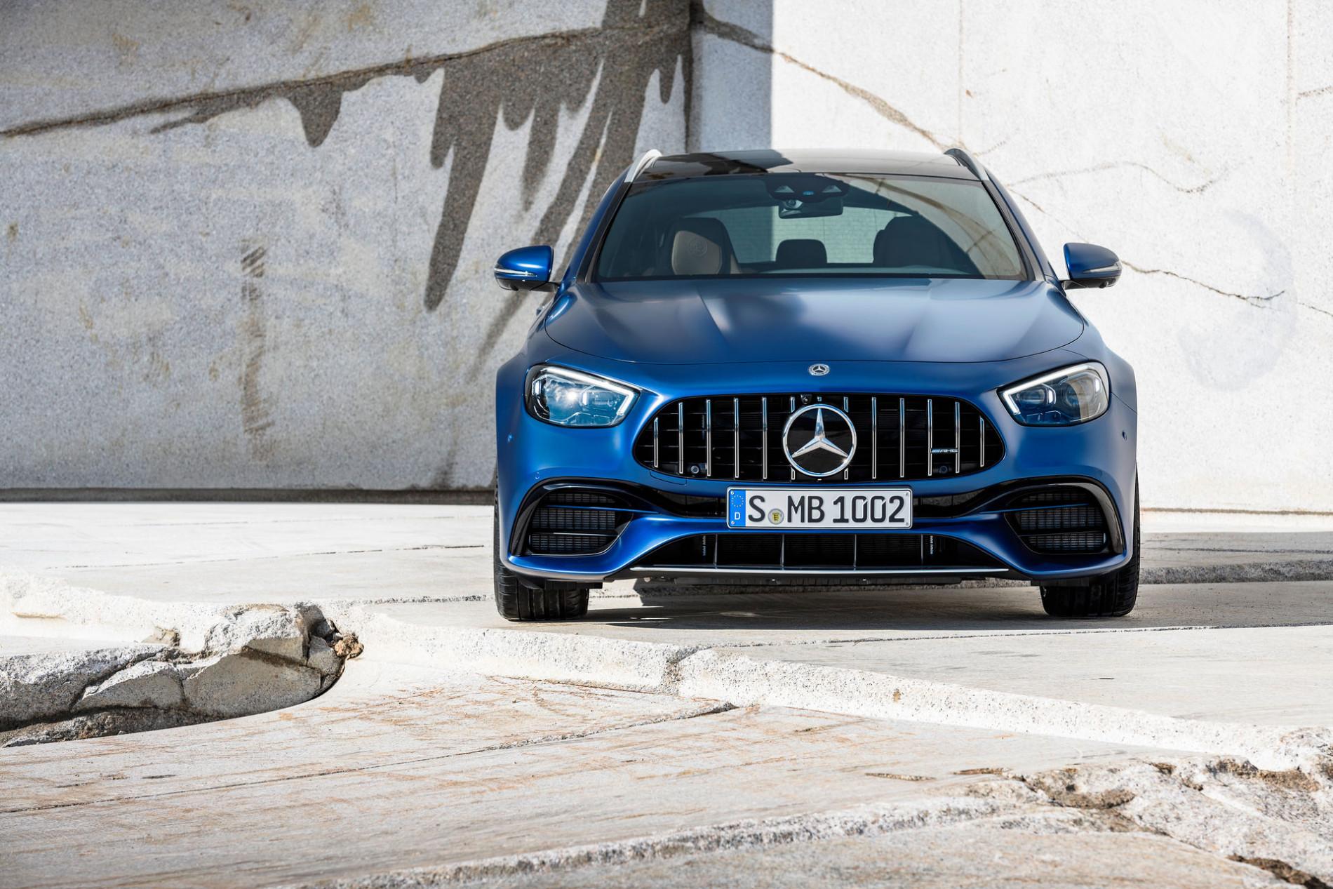 Mercedes E63 AMG Facelift - Mercedes E63 AMG Facelift