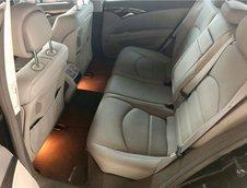 Mercedes E63 AMG pe GPL