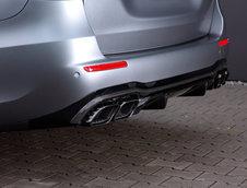 Mercedes E63 S de la Posaidon