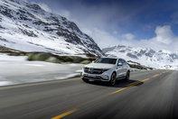 Mercedes EQC 400 - Noi poze