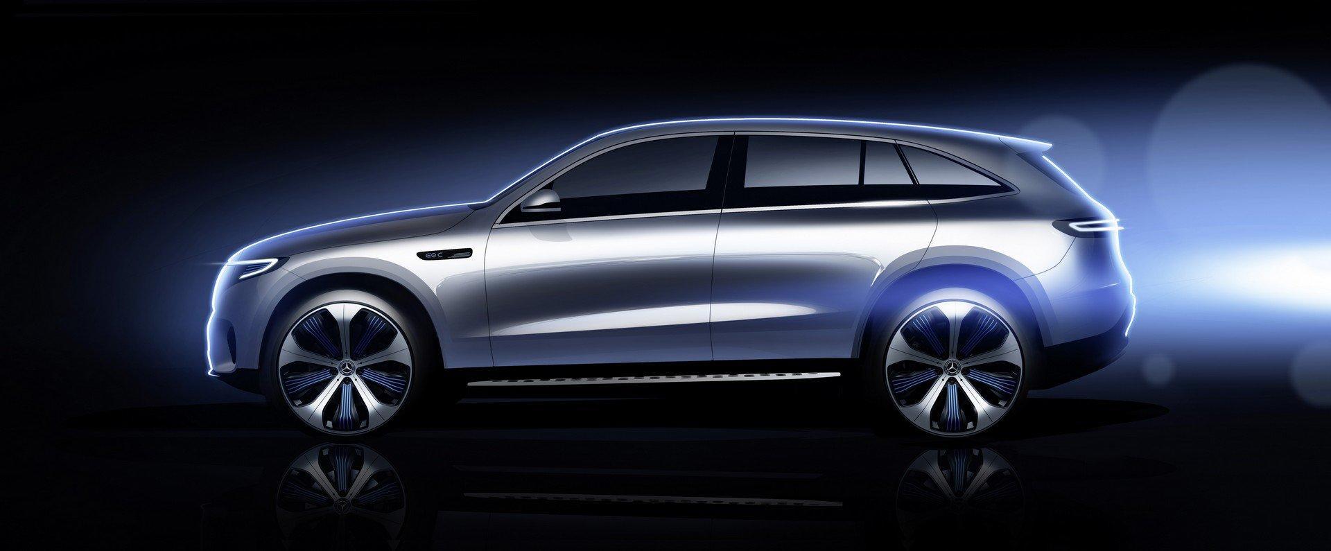 Mercedes EQC - Mercedes EQC
