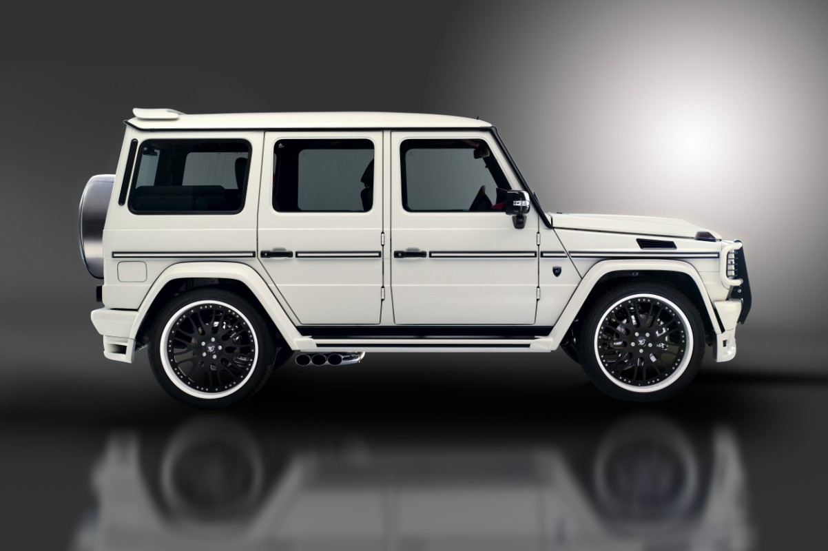 Mercedes G55 AMG by Hamann - Mercedes G55 AMG by Hamann
