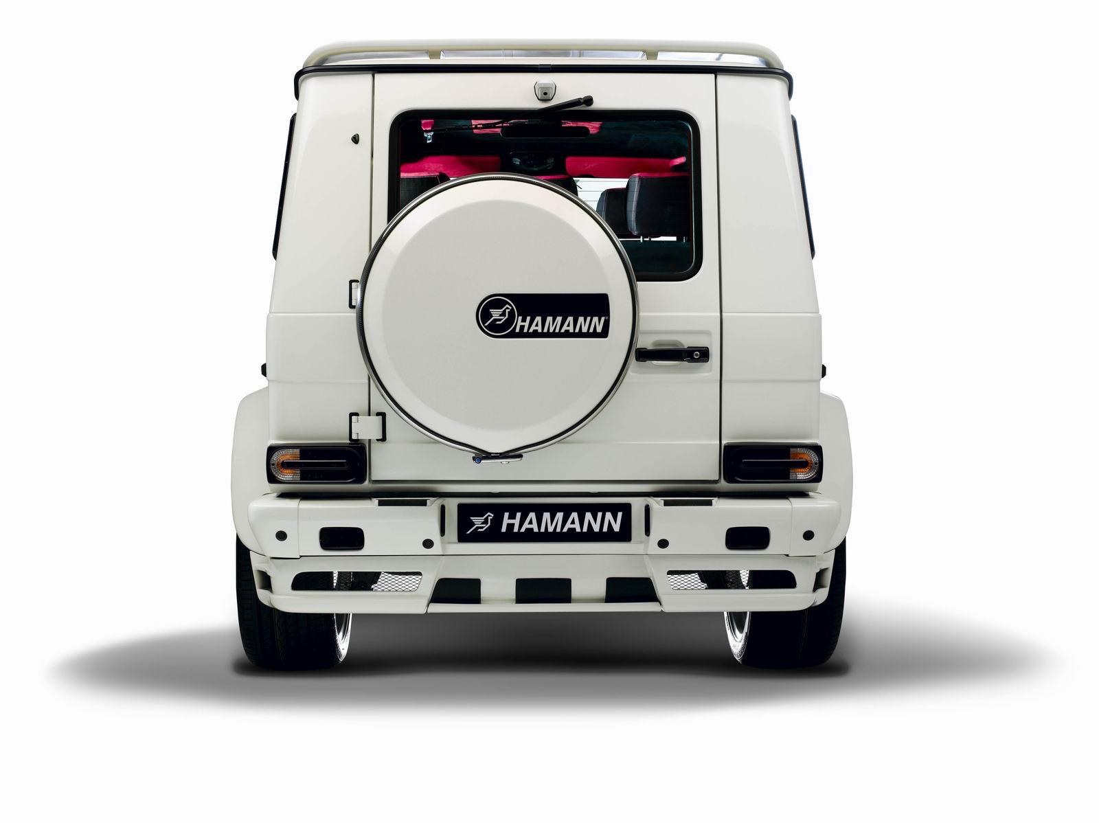 Mercedes G55 AMG by Hamann - Mercedes G55 AMG by Hamann