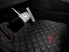 Mercedes G63 AMG 6x6 by Brabus - Tuning Interior