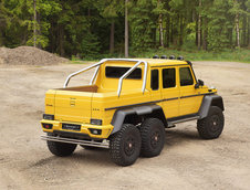 Mercedes G63 AMG 6x6 by Mansory - Galerie Foto