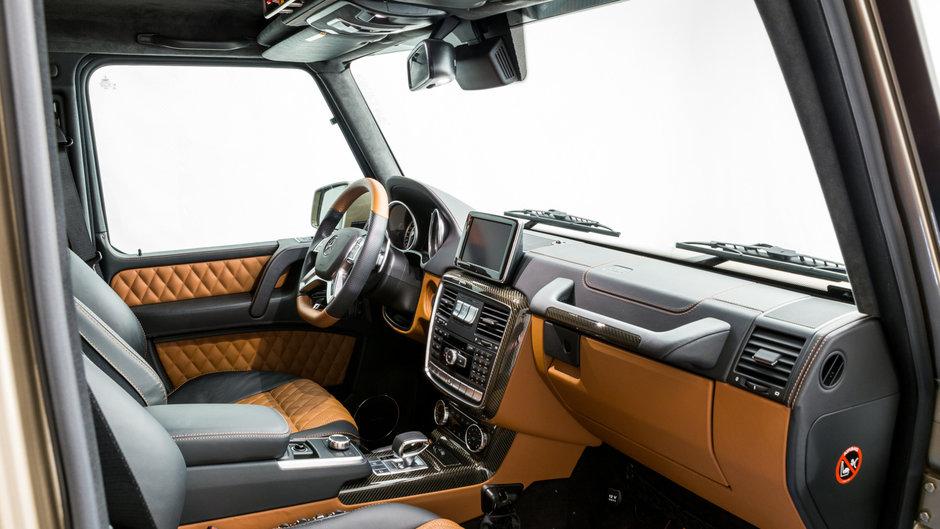 Mercedes G63 AMG 6x6 de vanzare