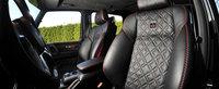 Mercedes G63 AMG 6x6 revine in atelierul Brabus pentru un nou interior