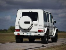 Mercedes G63 AMG by Hennessey