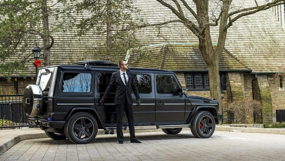 Mercedes G63 AMG by Inkas