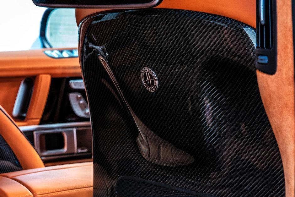 Mercedes G63 AMG de la Hofele