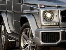 Mercedes G63 AMG - Galerie Foto