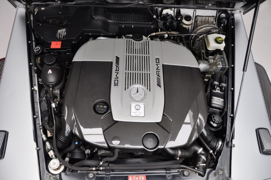 Mercedes G65 AMG 6x6