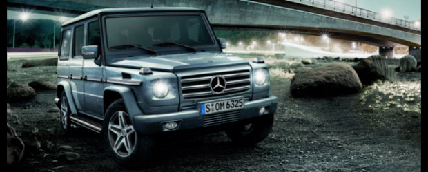Mercedes G65 AMG vine in curand?!
