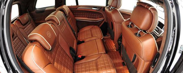 Mercedes GL by Brabus: In cautarea automobilului perfect