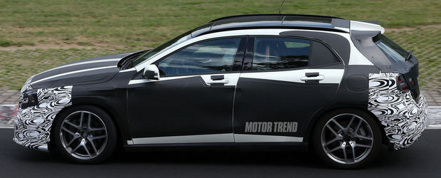 Mercedes GLA45 AMG: Tot ce trebuie sa stii despre noul model de performanta din Affalterbach