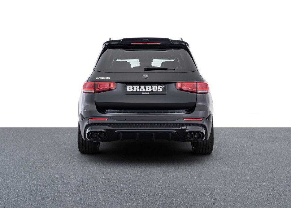 Mercedes GLB de la Brabus