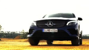 Mercedes GLC Coupe - Prezentare Video