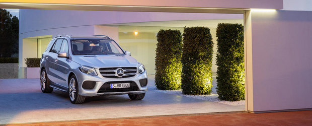 Mercedes GLE: Cat costa noul SUV din Stuttgart