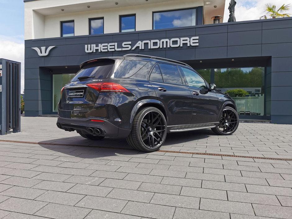 Mercedes GLE de 900 CP