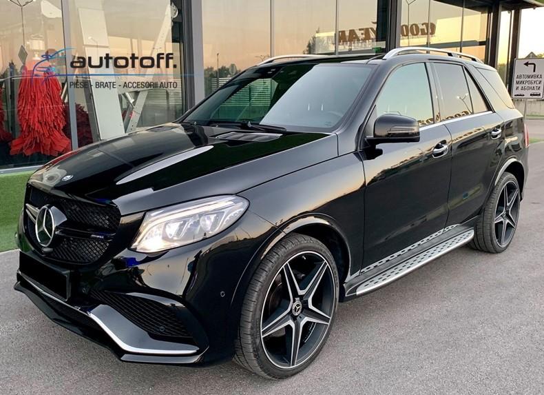 Mercedes GLE W166 kit exterior AMG 63 (2015+)