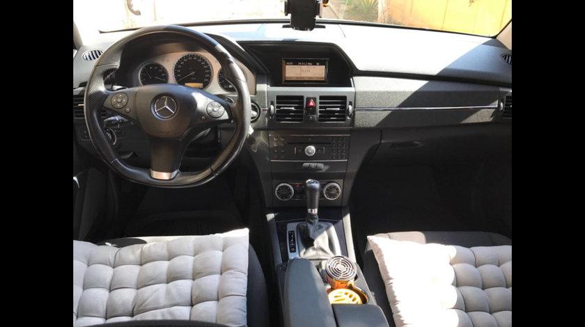 Mercedes GLK 220 2,2 biturbo 2010