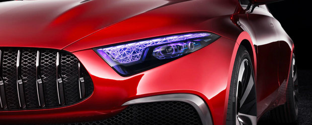 Mercedes ii pregateste un rival Audi-ului A3 Sedan. Uite cum va arata el