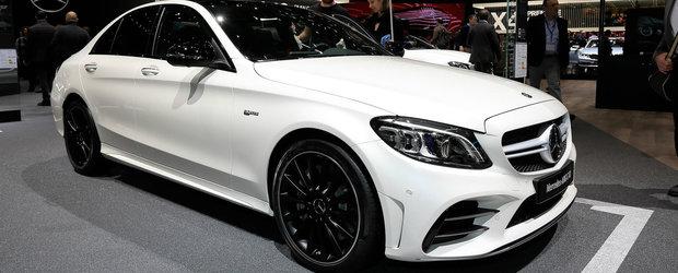 Mercedes isi lasa rivalii in urma: noul C43 AMG are 390 CP sub capota si tractiune integrala in standard