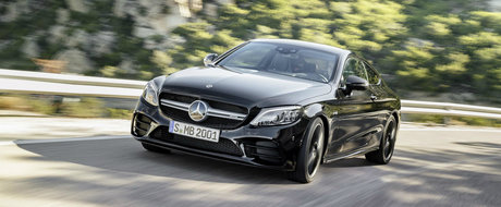 Mercedes iti da acum ocazia sa ai un COUPE premium cu motor de 1.5 litri. Carcotasii nu au intarziat sa apara