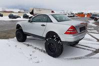 Mercedes Jimny