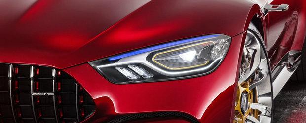 Mercedes lanseaza anul viitor doua noi AMG-uri. Unul ar putea avea 800 de CAI sub capota