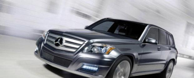 Mercedes lanseaza GLK Townside Variant 2