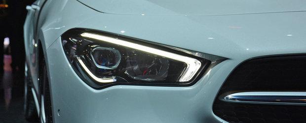 Mercedes lanseaza luna viitoare cinci masini noi ca sa ramana peste Audi si BMW