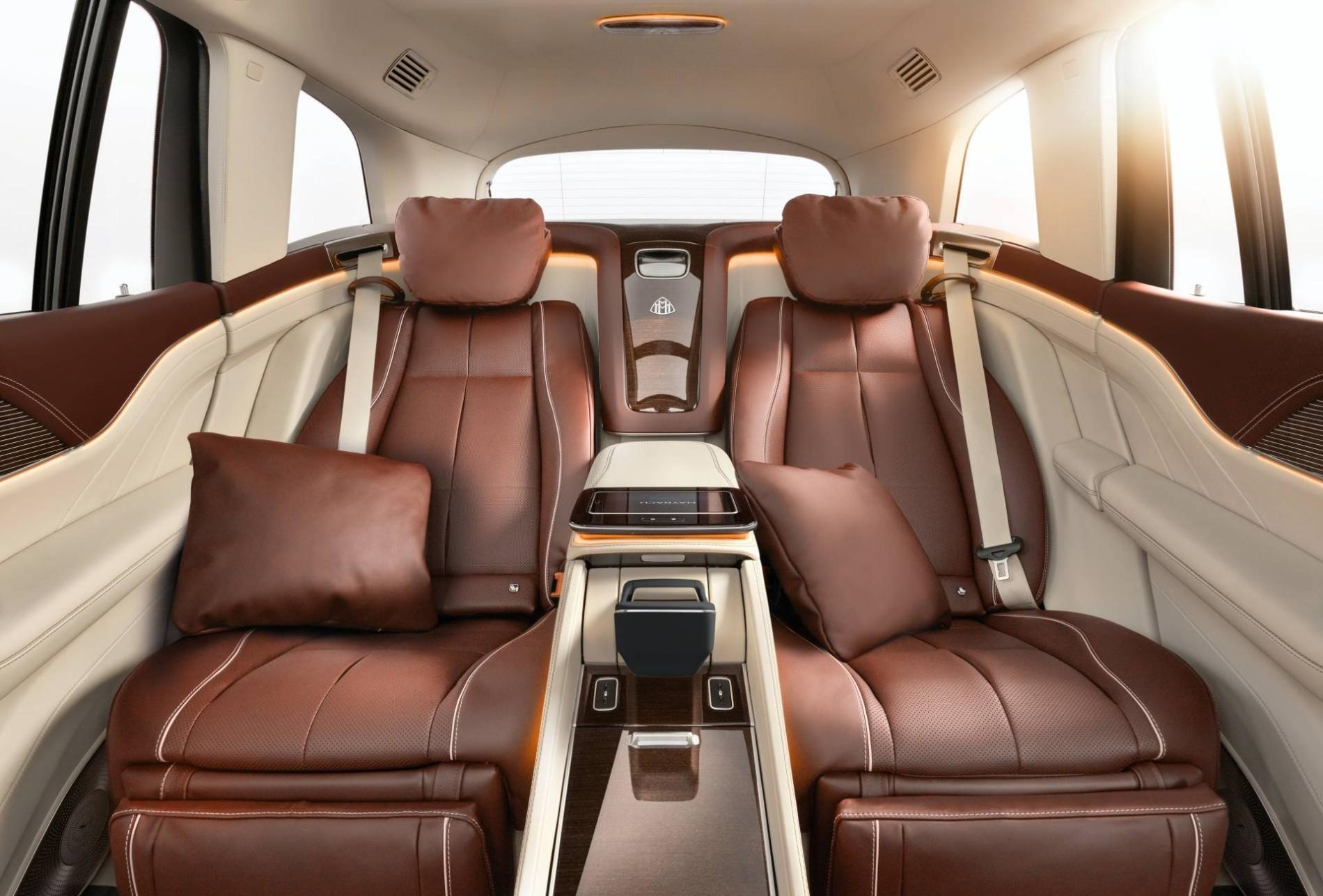 Mercedes-Maybach GLS 600 - Mercedes-Maybach GLS 600