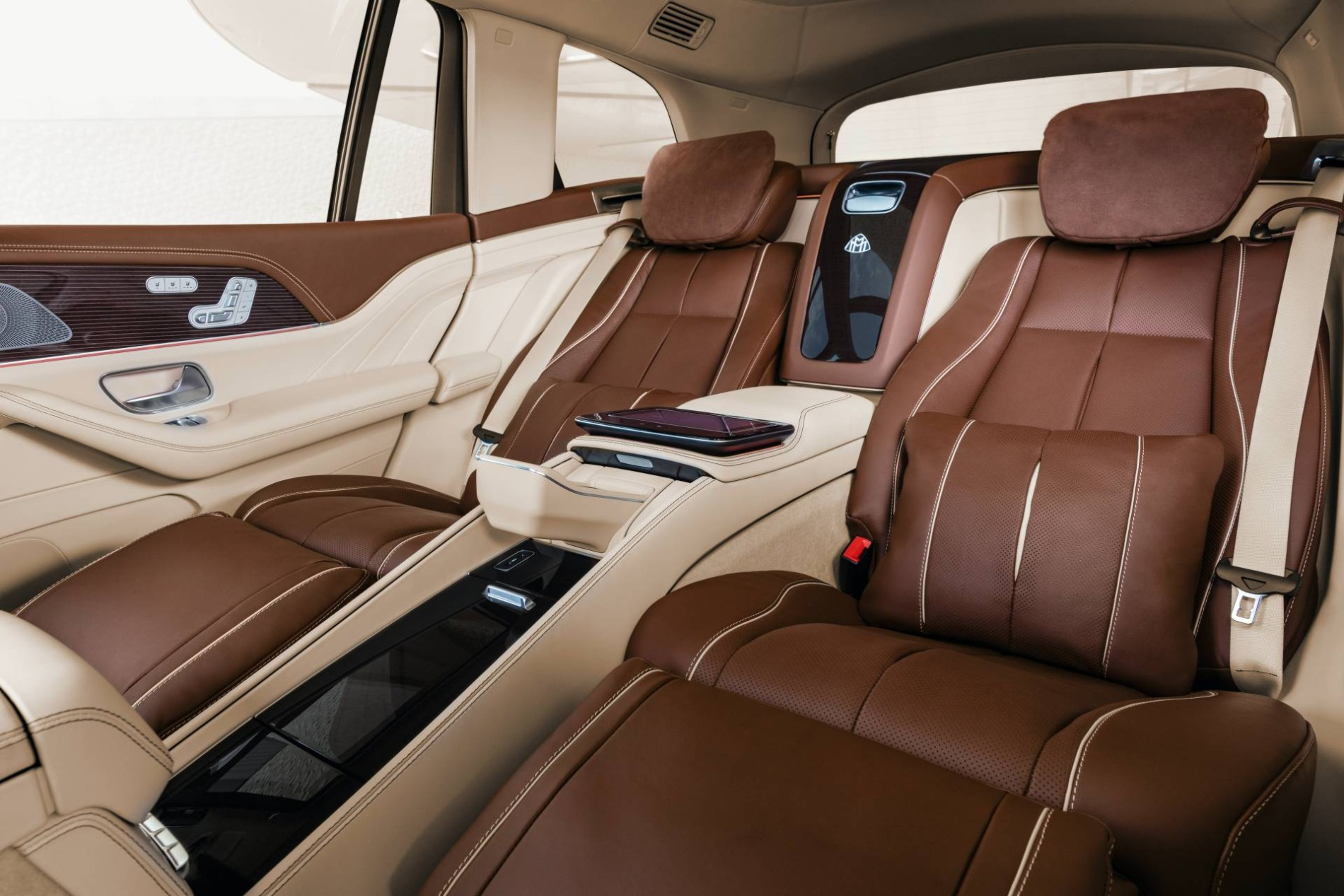 Mercedes-Maybach GLS 600 - Mercedes-Maybach GLS 600