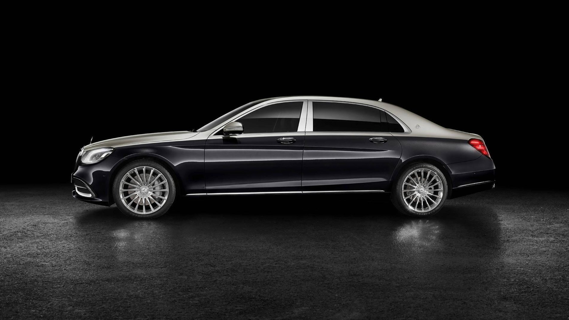 Mercedes-Maybach S-Class facelift - Mercedes-Maybach S-Class facelift