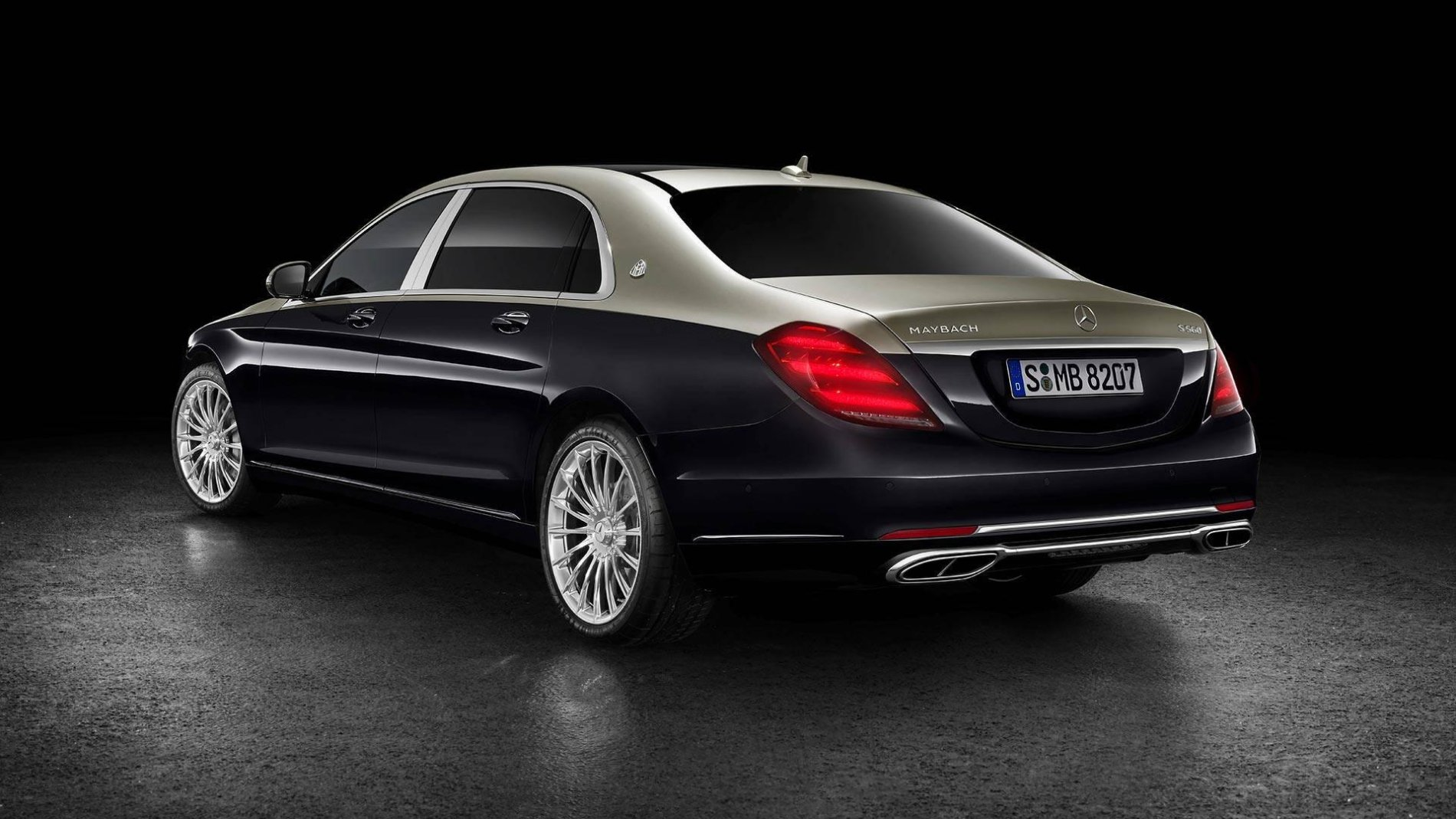 Mercedes-Maybach S-Class facelift - Mercedes-Maybach S-Class facelift