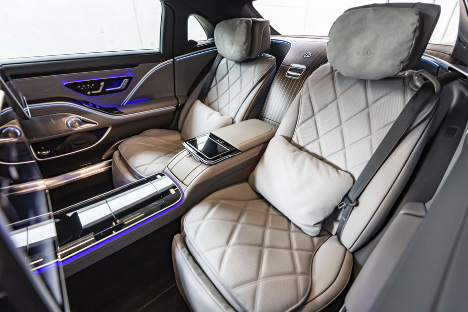 Mercedes-Maybach S-Class - Galerie Foto