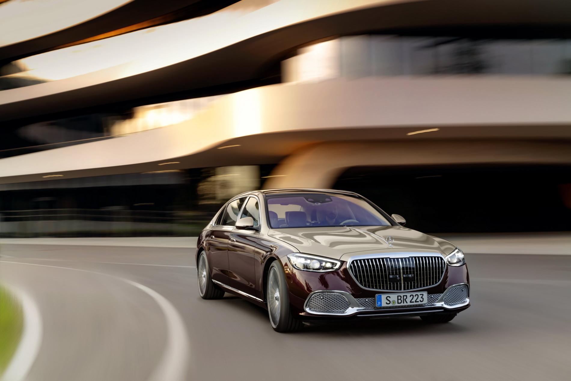 Mercedes-Maybach S-Class - Mercedes-Maybach S-Class