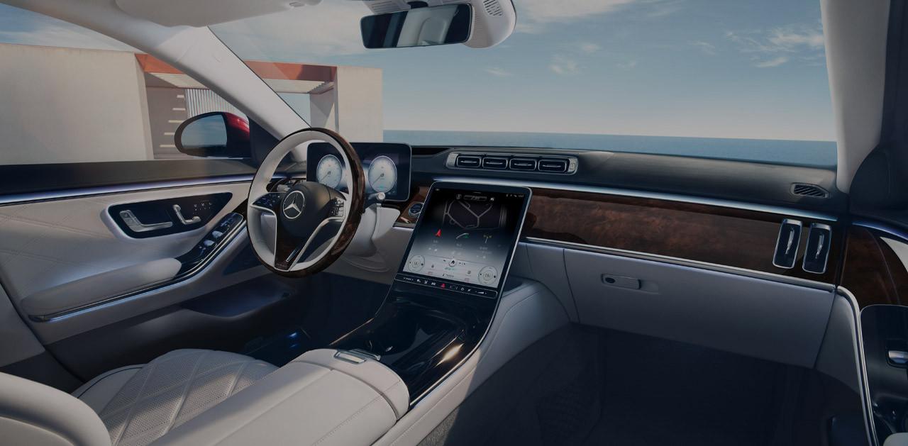 Mercedes-Maybach S480 - Mercedes-Maybach S480