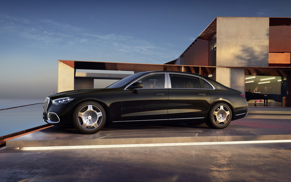 Mercedes-Maybach S480